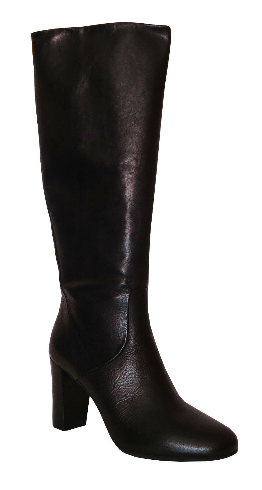 Gant Lucy  Women's Leather Long Shaft Boots Black New