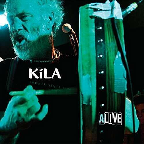 KILA - KILA ALIVE [CD]