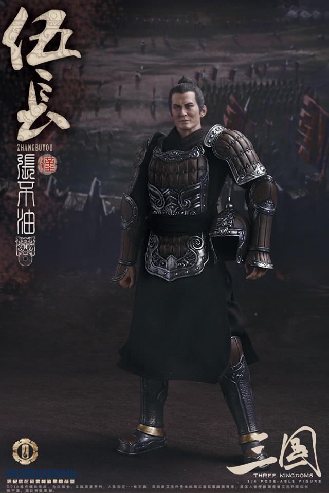 O-Soul Models 1/6 Zhang Bu You / Wu Zhang / Section Leader OS-1513