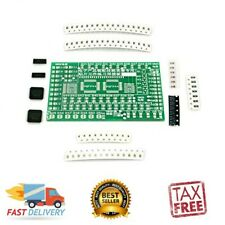 1pc DIY SMD SMT Components Welding Practice Board Soldering Skill Training Kit