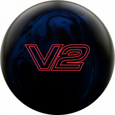 "New Ebonite Vortex II Bowling Ball14# 1st Quality Pin 2-3/"""