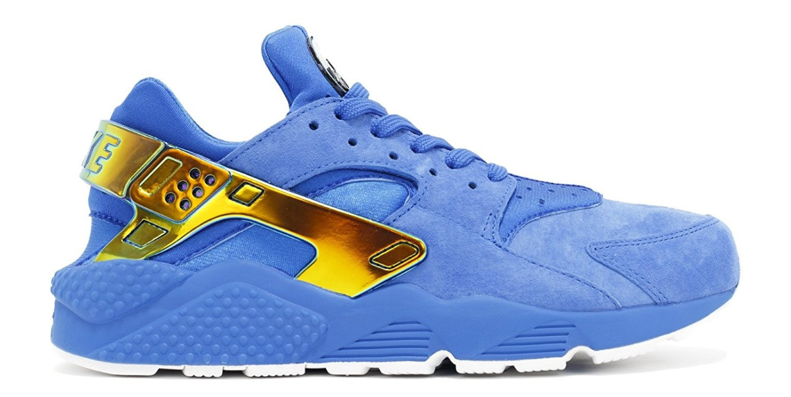 Nike X Undefeated Collabo Air Huarache courir PRM QS 853940 114 taille 9.5 neuf nouveau in box
