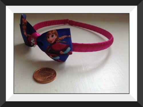 Girl/'s Headband Frozen,Aurora,Winnie The Pooh,In The Night Garden,Hello Kitty