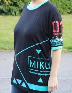 Hatsune-Miku-T-Shirt-Anime-High-Quality-UK-Seller