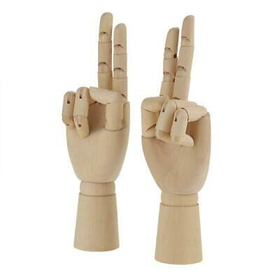 Artist Wood Hand Model Hand Manikin Wooden Mannequin Hand Artists Drawing Art