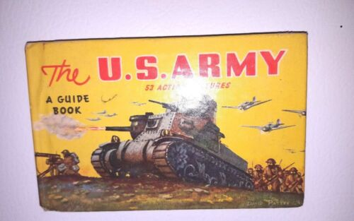 Vintage BookA Guide To The U.S. Army