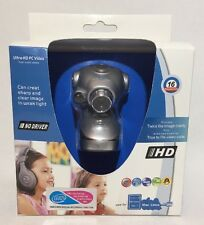 16.0 Mega Pixels USB 2.0 Video Camera Webcam Web Cam Mic for Skype PC Ultra-HD