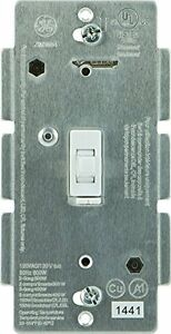 Ge 12729 Z Wave Wireless Lighting Control Smart Dimmer