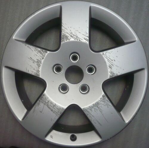 1 von 1 - Audi A3 8P 8PA Alufelge 7,5x17 ET56 5 Speichen Arm Rad 8P0601025E jante wheel
