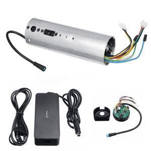 Circuit Board Control Dashboard + Chargeur pour Ninebot Segway ES1 ES2 ES3 ES4