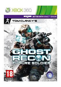 XBOX-360-Ghost-Recon-Future-Soldier-Nuovo-Ufficiale-STOCK-Regno-Unito-Stock-Clearance