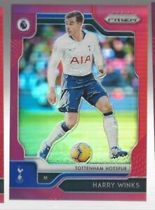 HARRY-WINKS-2019-20-PANINI-PRIZM-PREMIER-LEAGUE-RED-REFRACTOR-149-MADE-EPL