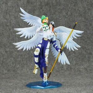 Angemon /& Takeru G.E.M Series Digimon Adventure PVC Figure New Toys No Box