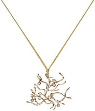 Beauty and the Beast Tree Necklace Disney ORIGINAL Limited Princess Pendant NEW