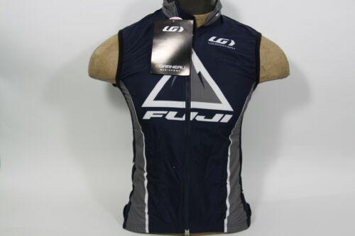 Louis Garneau Fuji Men/'s Performance Cycling vest size Medium 3