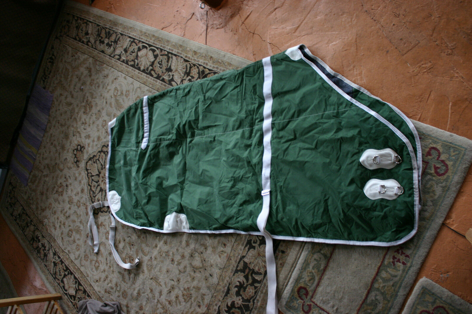 Draft Horse winter blanket  size 96 , adjusts to 94  Coblentz Collar brand  enjoy saving 30-50% off