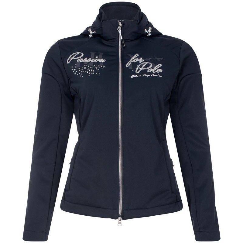 HV polo Softshell chaqueta ariane