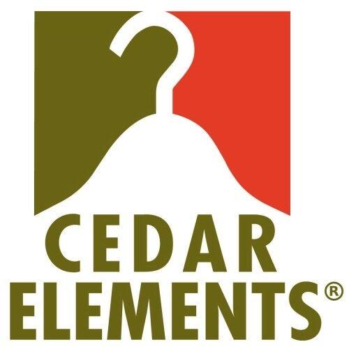 2 Pack Cedar Elements Shoe Trees Large