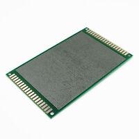 1Stk 9x15cm1.27mm Lochrasterplatte Leiterplatte Streifenraster Platine PCB Board