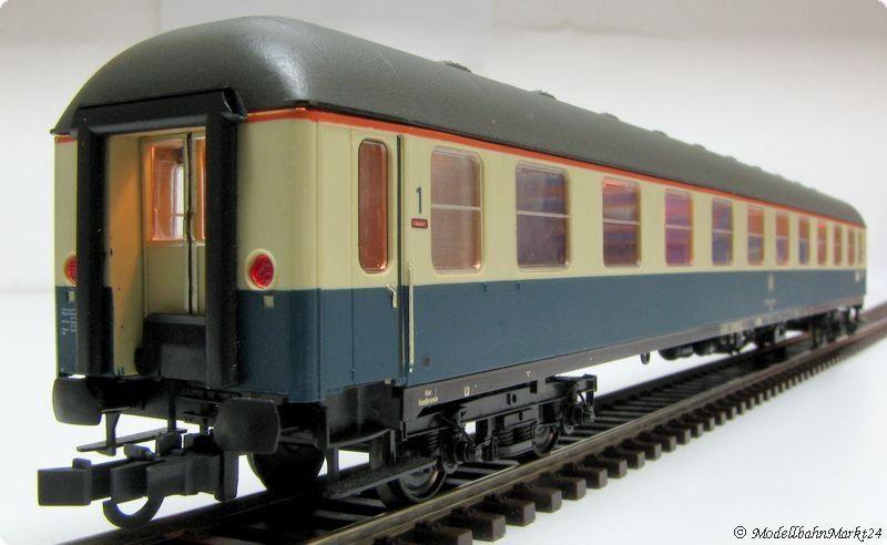 ADE DB Abteilwagen 1.Klasse 40 193 -4 beleuchtet KK Epoche IV