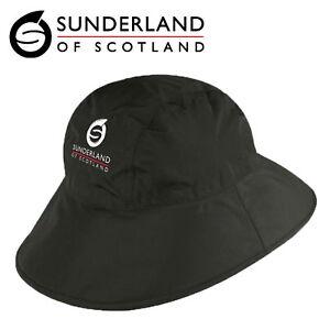 9ef1316c1aa74 Image is loading SUNDERLAND-of-SCOTLAND-ULTRALIGHT-WIDE-BRIM-WATERPROOF-GOLF -