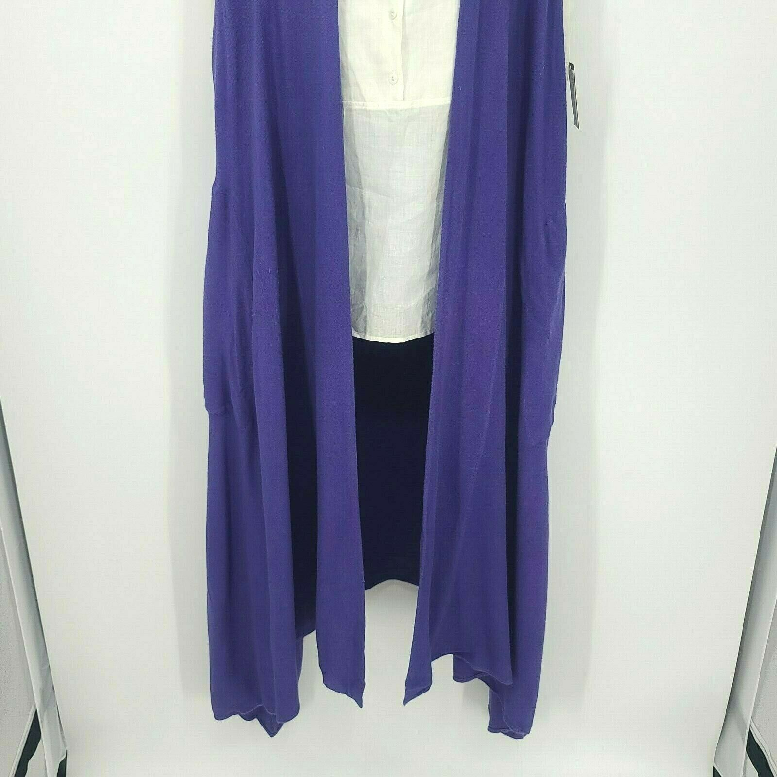 Laise Adzer Womens Vintage 1980s Rayon Lagenlook … - image 4