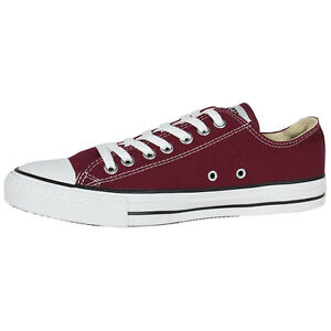 Maroon Star All M9691c Sports Converse Ox Time Taylor Scarpe Chuck EtqwB6BYx