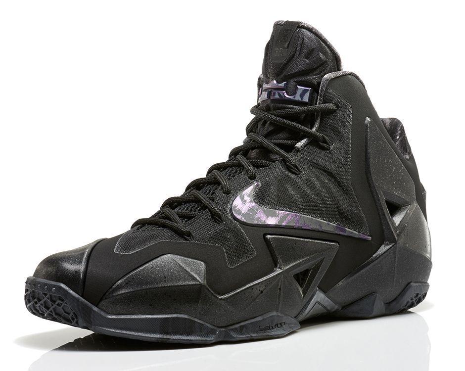 promo code 6ace1 2a869 Nike LeBron 11 XI negro antracita cómodos cómodos cómodos zapatos nuevos  para hombres y mujeres, el limitado tiempo de descuento 251e57