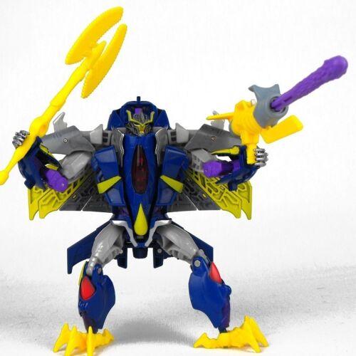 Transformers Beast Hunters dreadwing complet Deluxe Premier