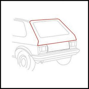 VW-MK1-GOLF-JETTA-TAILGATE-BOOT-LID-HATCH-OPENING-REAR-BODY-RUBBER-SEAL-GTI