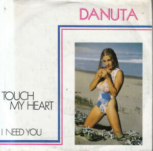 Danuta-Touch-My-Heart-Vinyl-Single-7inch-Zyx