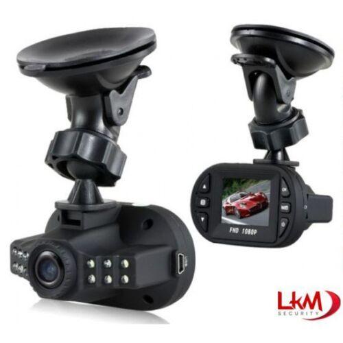 Telecamera per auto ad Alta Definizione LKM Security® 1080P con schermo da 1