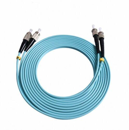 Details about  /1-70M FC-ST Fiber optic jumper Multimode ten thousand trillion