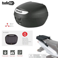 SHAD Kit fijacion y maleta baul trasero SH26  GILERA NEXUS 300 (2013-2016)
