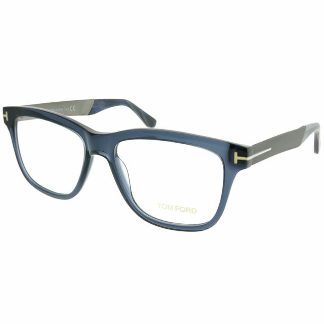 c37af83f2ba9 Tom Ford Eyeglasses Men TF 5372 Blue 090 Tf5372 52mm for sale online ...