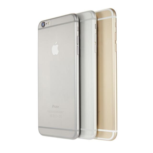 Apple iPhone 6 Plus a1522 64GB LTE CDMA/GSM Unlocked -Very Good