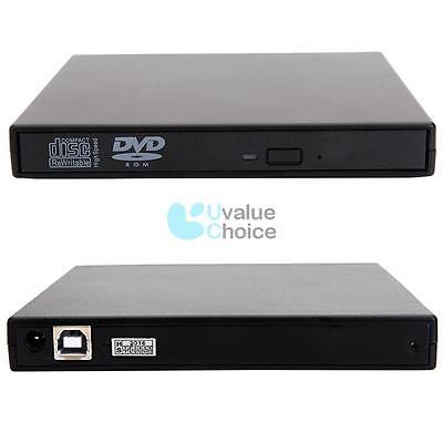New USB 2.0 Combo Laptop DVD CD-RW CD±RW Player External Drive for PC