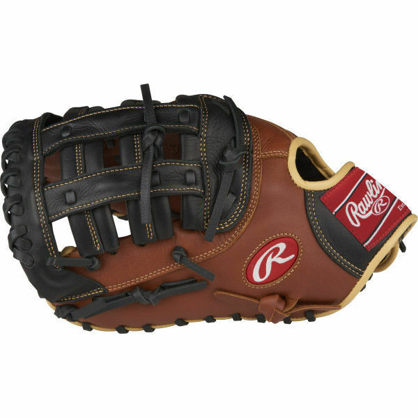 Rawlings Sandlot Serie 12.5 Inches 1st Base Mitt Modified Pro H LHT