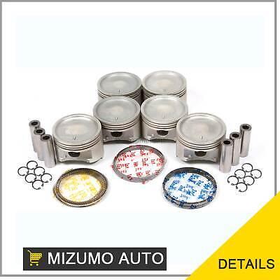 Pistons w// Rings @STD fit Mitsubishi Montero Sport 3.0 V6 6G72
