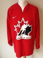 Hockey su ghiaccio Canada Nike Jersey grandi