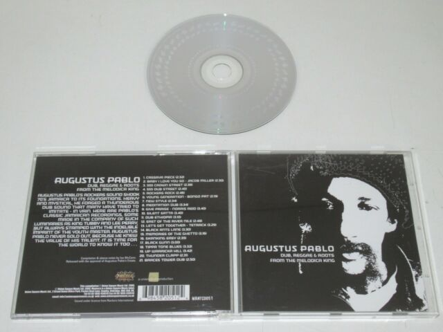AUGUSTUS PABLO/DU, REGGAE & ROOTS FROM THE MELODICA KING(MANTECA MANTC0051)CD