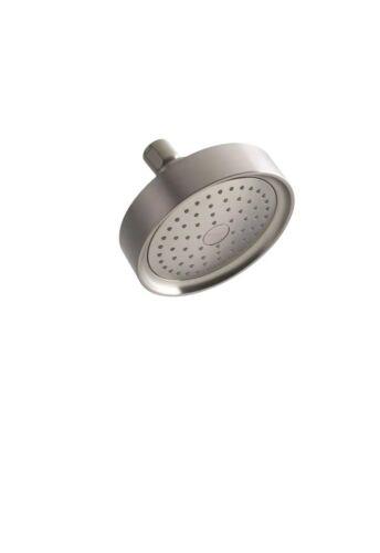 KOHLER K-965-BN VIBRANT BRUSHED NICKEL Purist Showerhead NEW! FLASH SALE!!
