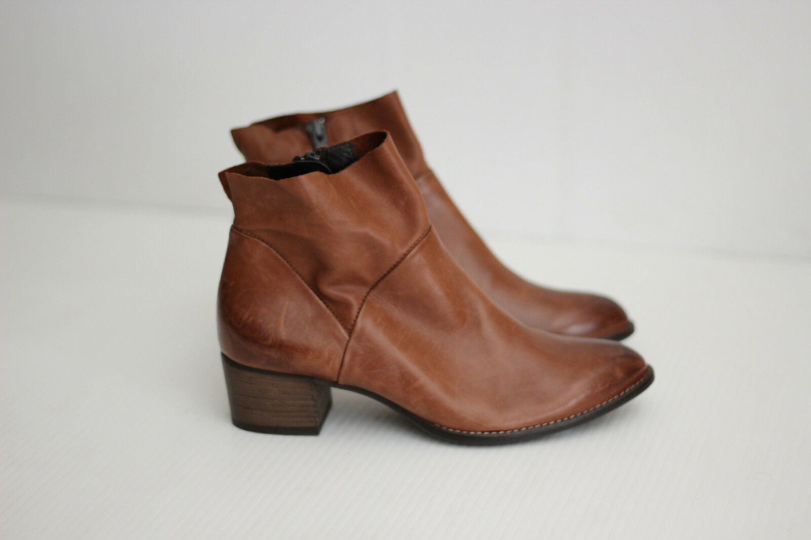 ti renderà soddisfatto NEW Paul verde 'Nelly' Ankle Ankle Ankle avvioie - Marrone Nougat Leather - 5.5US   3(W69)  grande sconto