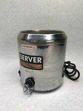 Server Fs 82500 3 Qt Ice Cream Hot Topping Server