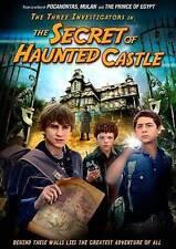 Secret of Haunted Castle THREE INVESTIGATORS USED VERY GOOD DVD