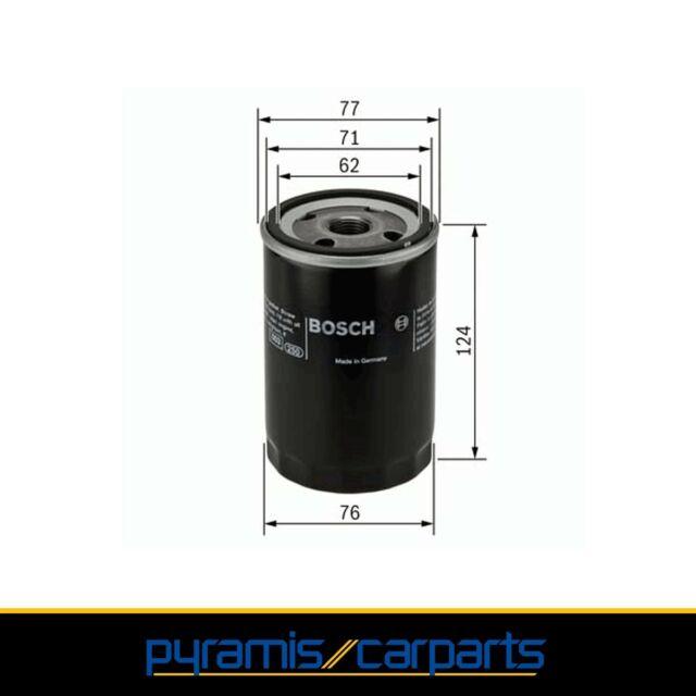 Nouveau 1x Bosch Filtre à huile 0451103259 convient pour FORD, CHRYSLER, MAZDA (€ 13,95/eh)