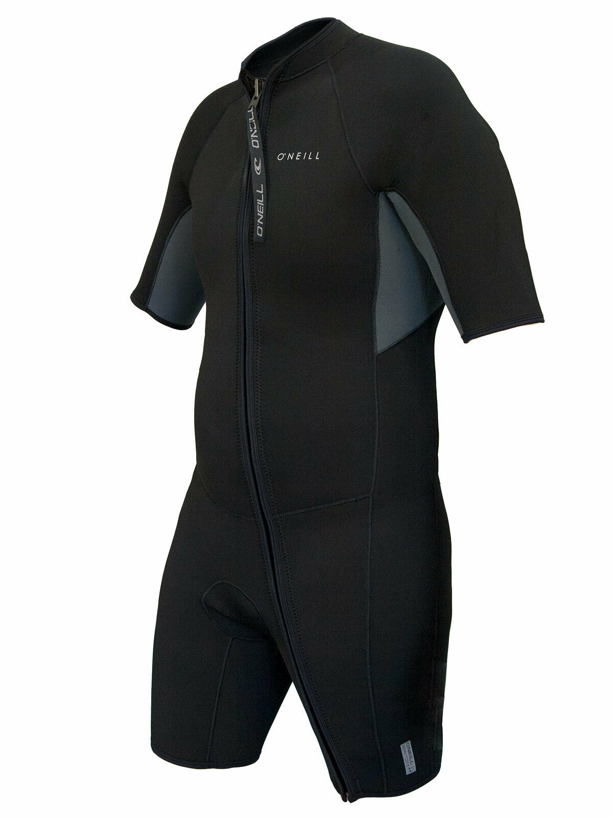 O'Neill Reactor-2 Mens Front Zip Shorty  3mm Neoprene Spring Wetsuit  order now