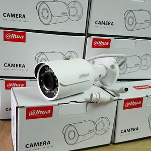 Dahua Mini Bullet IP Camera 4MP POE IPC-HFW1431SP IP66 IR
