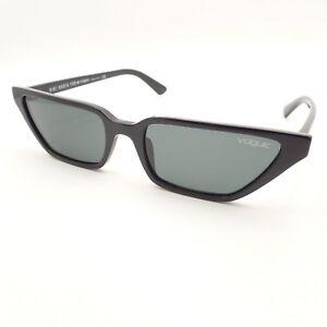 f6d91909c9397 Vogue Gigi Hadid VO 5235 S W44 87 Black Grey Sunglasses New ...