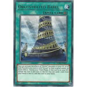 Yu-gi-oh Tcg: Orcustrated Babel - Sofu-en057 - Rare Card - Unlimited Edition 1m8qtavl-08001016-670601149